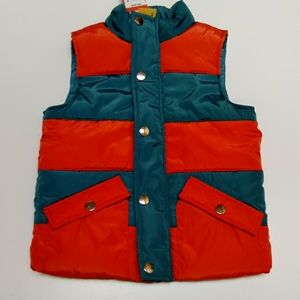 Cat& Jack Quilted puffer vest